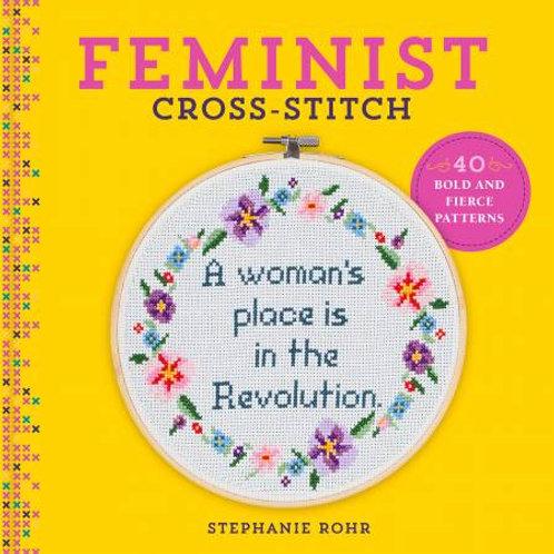 Feminist Cross-Stitch