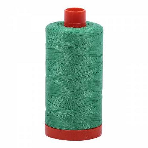 Aurifil 12wt Thread - Light Emerald - 2860