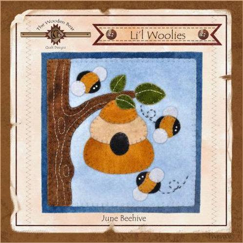 Li'l Woolies June Beehive