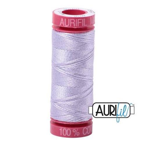 Aurifil 12wt Thread - Iris