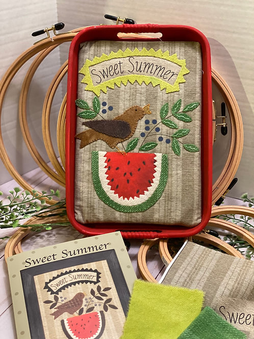 All Through the Night - Sweet Summer Kit