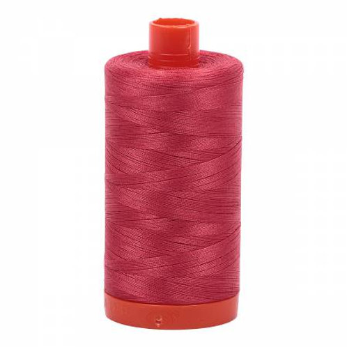 Aurifil 12wt Thread - Red Peony - 2230