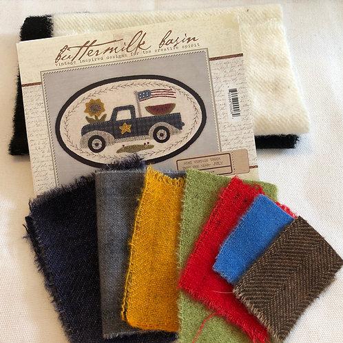 Buttermilk Basin Mini Truck - July
