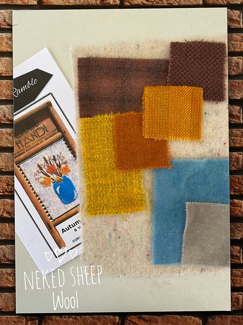 Country Ramble - Autumn Colors KIT