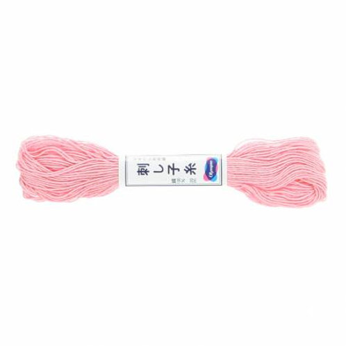 Olympus Sashiko Thread - Pink