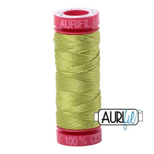 Aurifil 12wt Thread - Spring Green