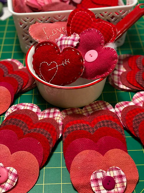 Valentine's Bowl Fillers - KIT