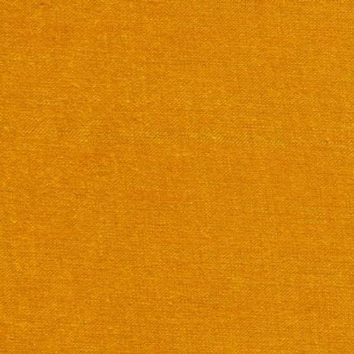Peppered Cotton - Shot Cotton - Saffron