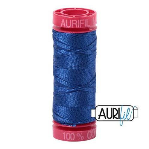 Aurifil 12wt Thread - Medium Blue