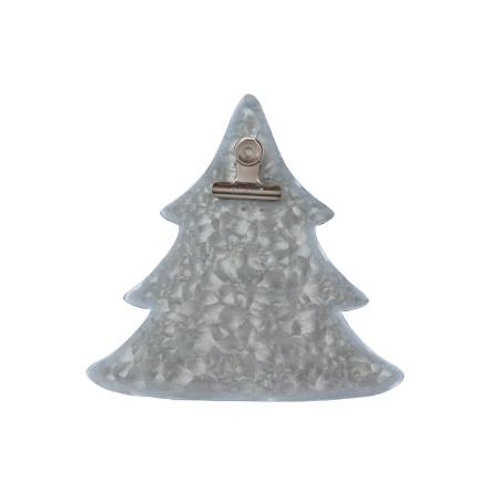 Stacy West Metal Clip Easel - Christmas Tree