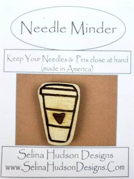 Needle Minder - Coffee Cup