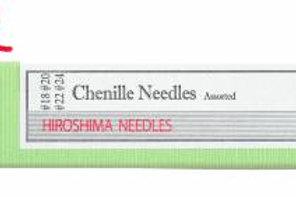 Tulip Chennille Needles #22 Chenille Needles