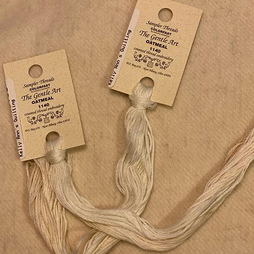 Gentle Art Sampler Thread - Oatmeal