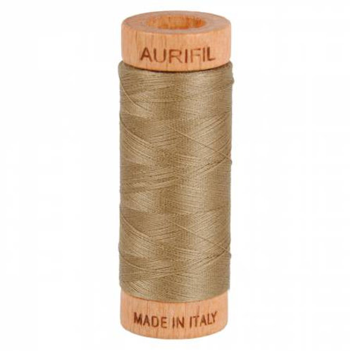Aurifil 80wt Thread - Sandstone