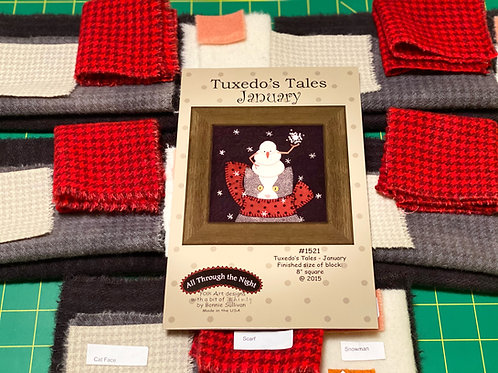 Tuxedo's Tales - January - Winter - KIT
