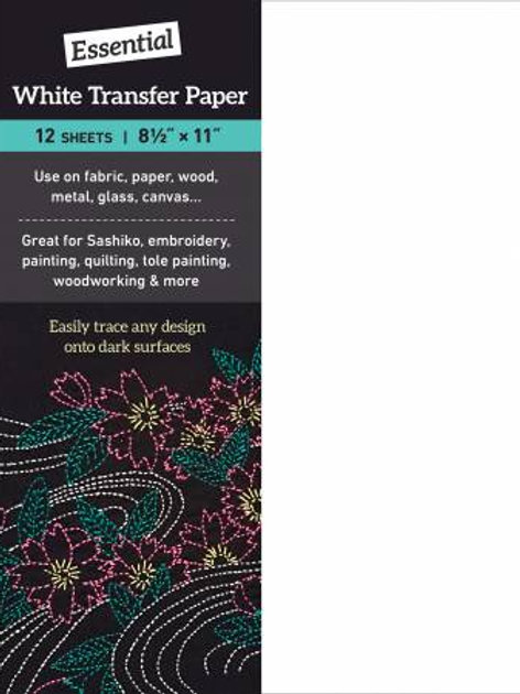 Essential White Transfer Paper