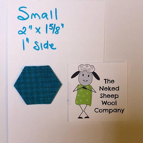 Pre-Cut Hexie - Small
