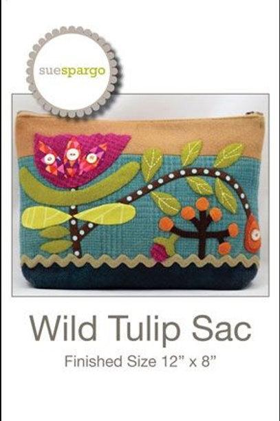Sue Spargo Wild Tulip Sac