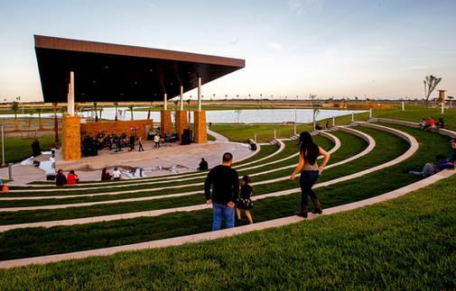 Tres Lagos Amphitheater