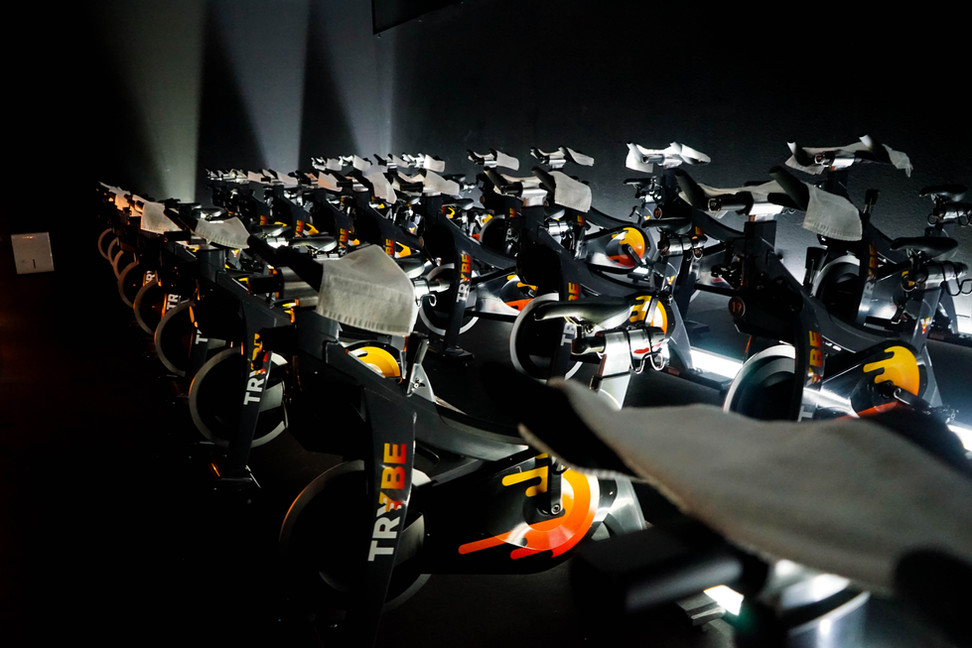 Trybe Cycle Studio