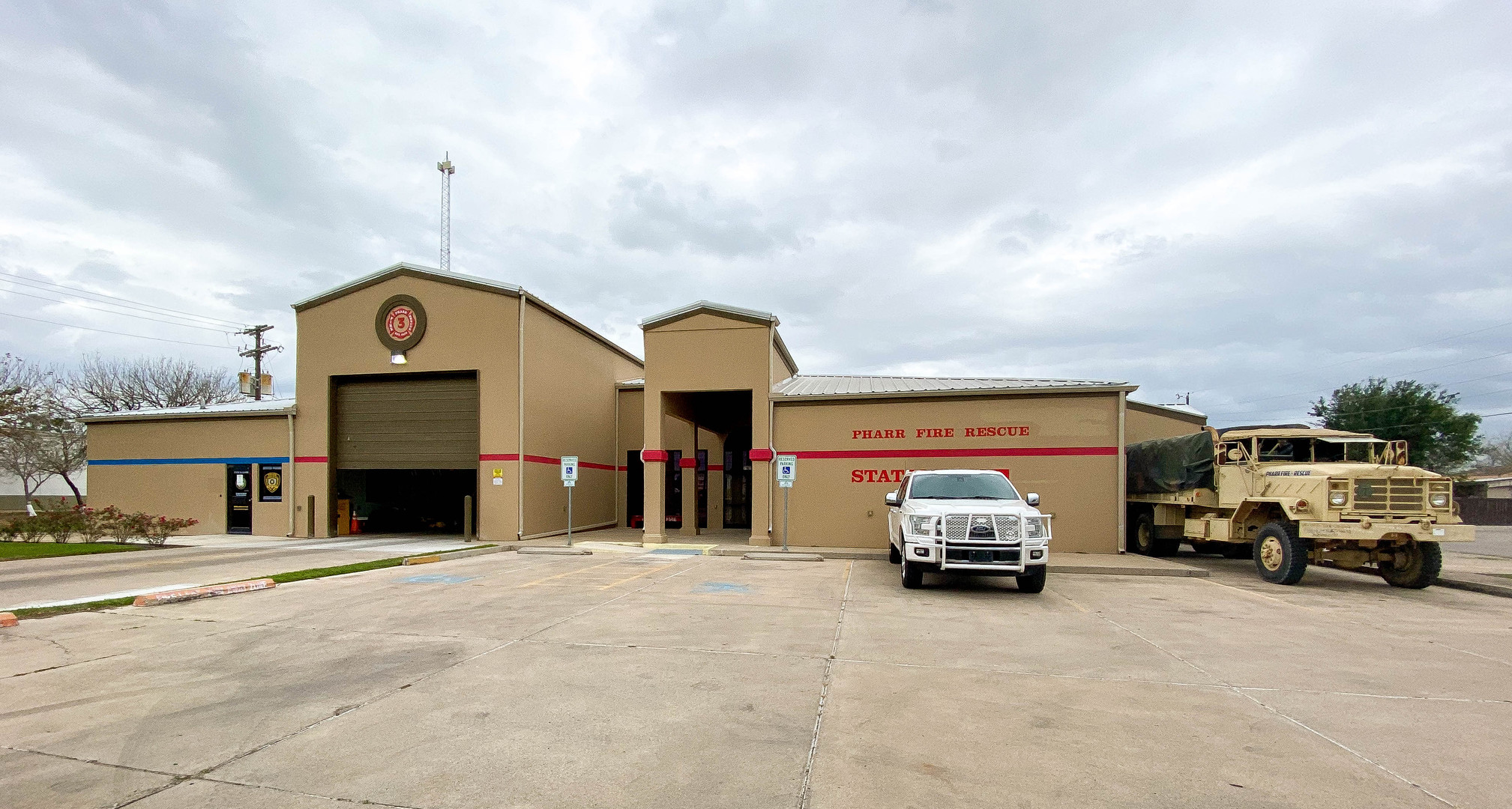 Pharr Fire Station No. 3