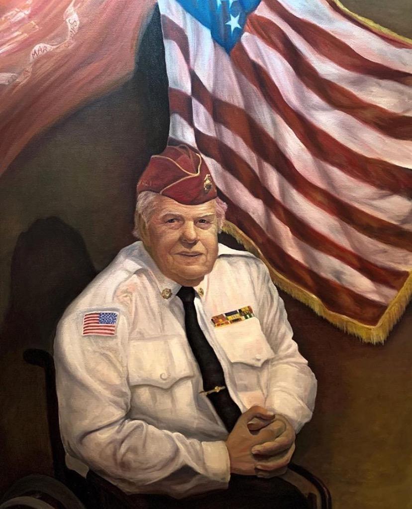 Marine Painting I
