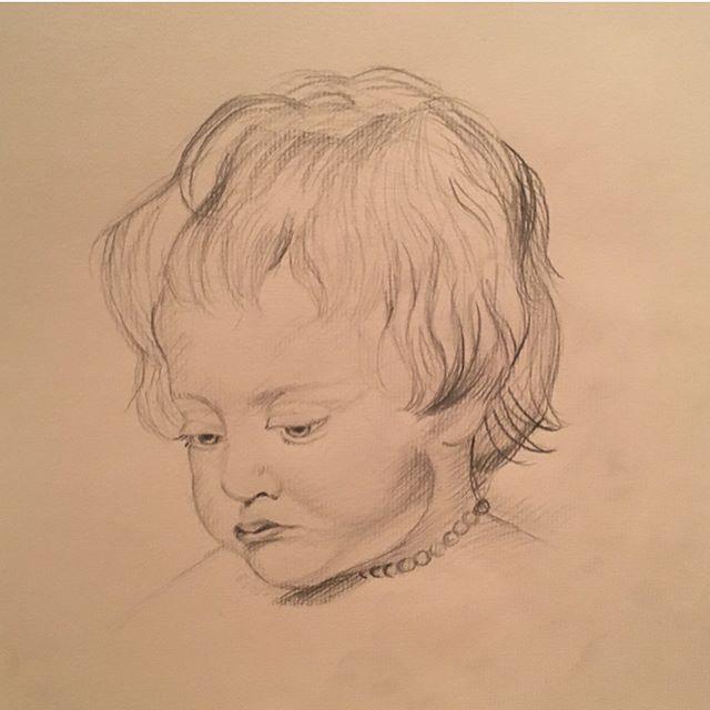 Rubens Study