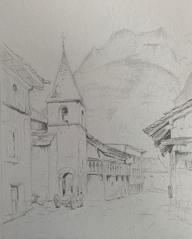 Landscape Study II