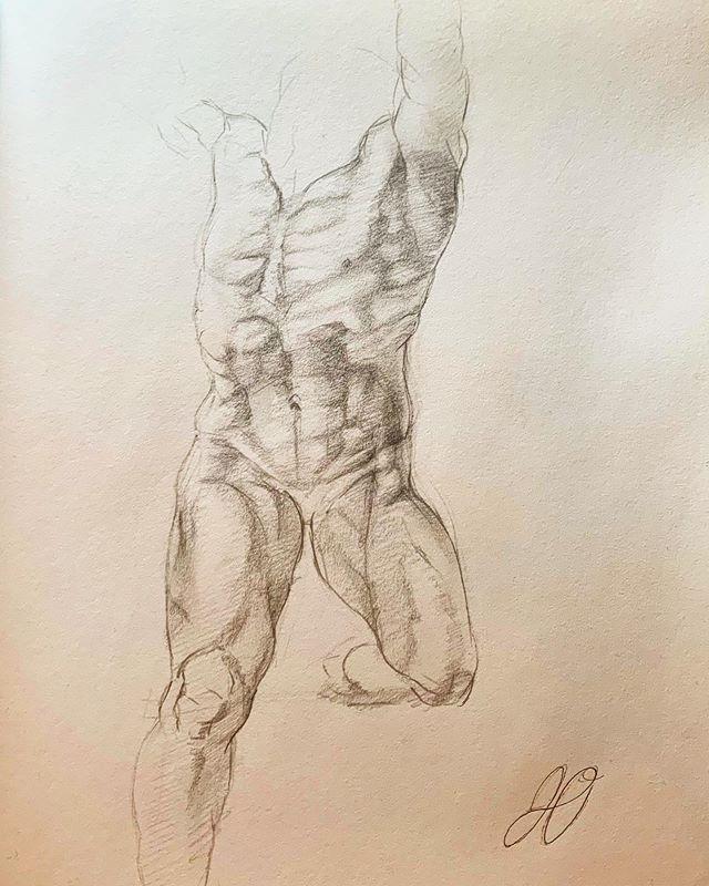 Michelangelo Study II