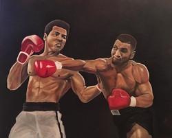 Muhammad Ali v. Mike Tyson