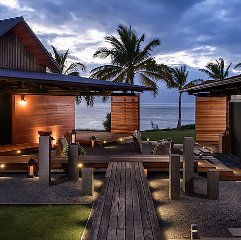 Hawaii Exterior Architectural Photographer