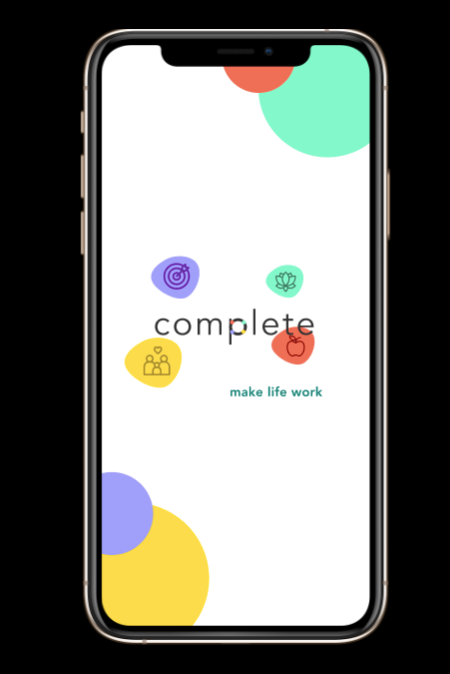 complete application sppash screen