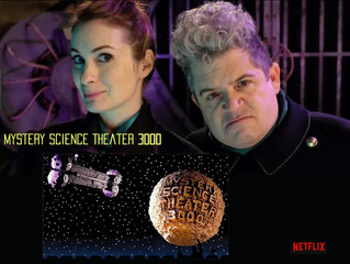 BKNJ Review: Mystery Science Theater 3000 (Netflix)