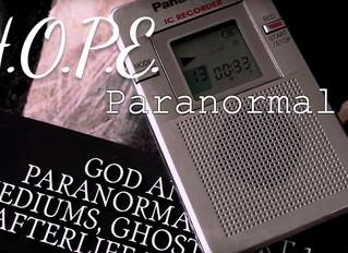 HOPE Paranormal Spirit Clique