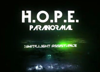 HOPE Paranormal
