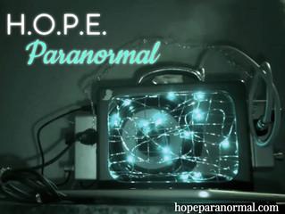 HOPE Paranormal 2018