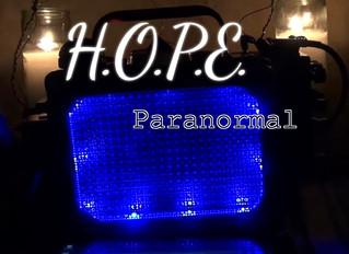HOPE Paranormal: XXX Tactición