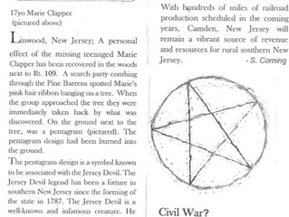 Jersey Devil Kidnapping