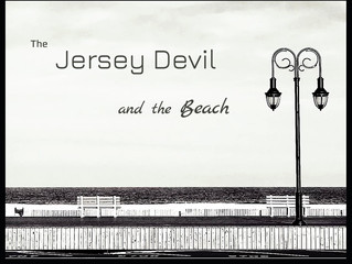 The Jersey Devil and the Beach