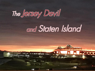 The Jersey Devil and Staten Island