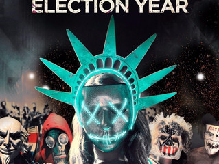 BKNJ Review: The Purge: Election Year