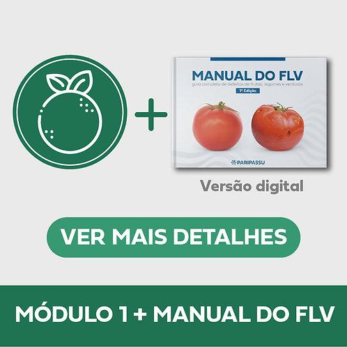 Módulo 1 + Manual do FLV versão digital (frutas)
