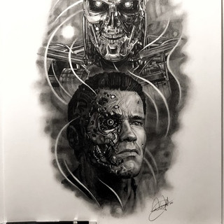 terminator-tattoo-art-drawing-arnold-sch