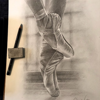 ballet-shoes-drawing