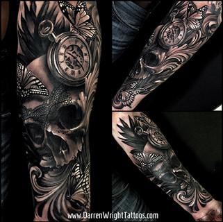best-tattoo-sleeve-uk-england-watch-tatt