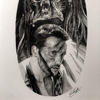 Predator-film-tattoo-art-drawing-darren-