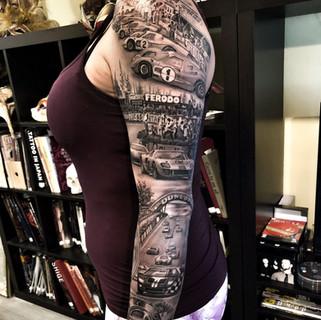 car-racing-tattoo-sleeve