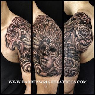 venetian-carnival-mask-rose-tattoo-darre