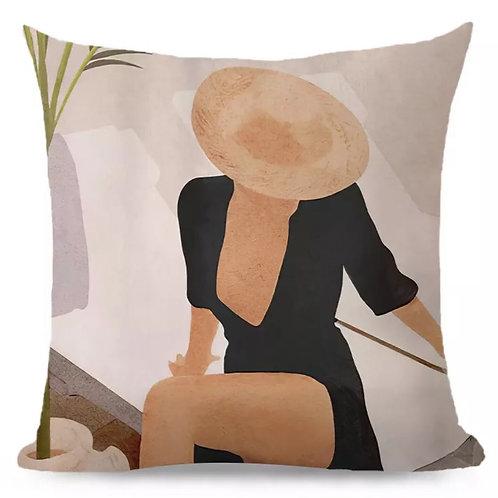 Cushion Lady Shy