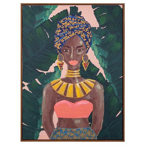 Canvas Print - Nia